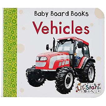 Vehicles Board Books