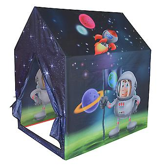 Charles Bentley Astronaut/Space/Planets/Rocket Play Tent/Wendy House/Playhouse/Den