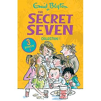 Secret Seven Collection 1 by Enid Blyton