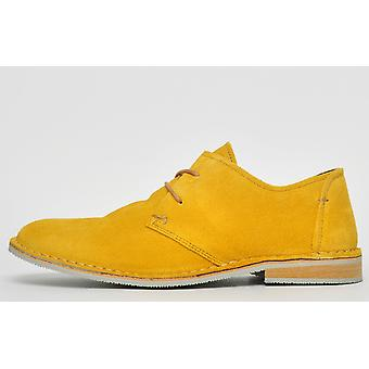 Ikon Classic Franklin Suede Leather Ocre