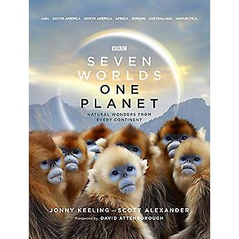Seven Worlds One Planet by Jonny Keeling - 9781785944123 Book