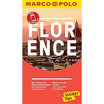 Florence Marco Polo Pocket Travel Guide - with pull out map by Marco