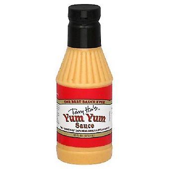 Terry ho ' s Yum Yum sauce