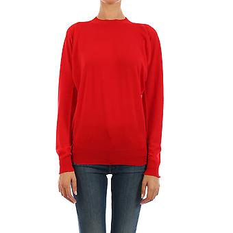 Bottega Veneta 633132vkwi06188 Women's Red Wool Sweater