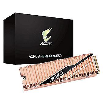 Hard Drive Gigabyte GP-ASM2NE6500GTTD 500 GB SSD