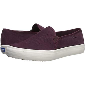 Keds Womens Double Decker Fabric Closed Toe Loafers