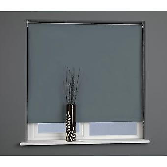 Universal Plain Black Out Roller Blind