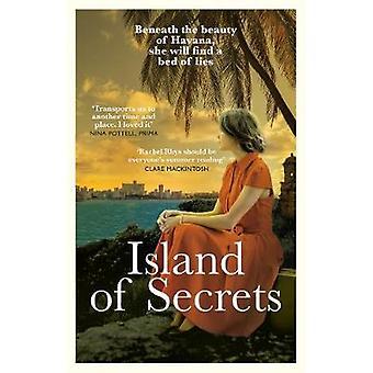 Island of Secrets by Rachel Rhys - 9781784164898 Book