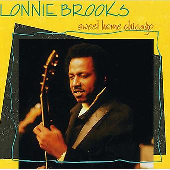 Lonnie Brooks - Sweet Home Chicago [CD] USA import