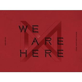 Take.2 We Are Here [CD] USA import