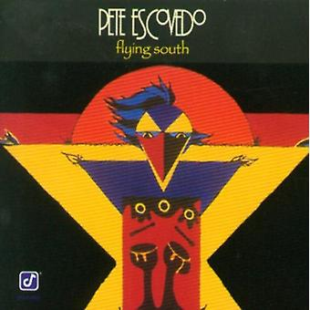 Pete Escovedo - Flying Zuid [CD] USA import