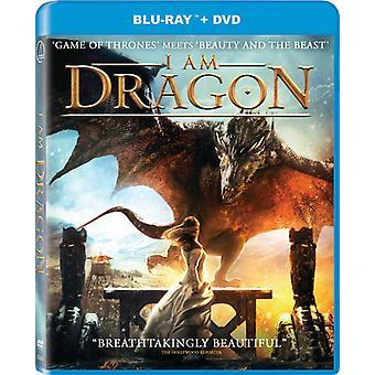 I Am Dragon [Blu-ray] USA import