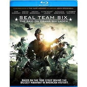 Seal Team Six: The Raid on Osama Bin Laden [BLU-RAY] USA import