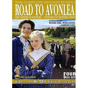 Road to Avonlea - Road to Avonlea: Season 2 [DVD] USA import