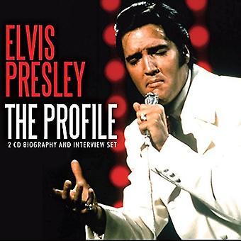 Elvis Presley - Profile [CD] USA import