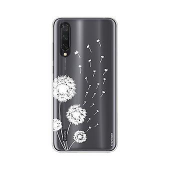 Hull For Xiaomi Mi 9 Lite Souple Blomst Av Pissenlit