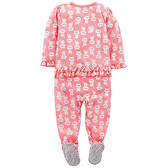 Proste joys by Carter&Apos;s Baby Girls' 3-Pack Loose Fit Flame Resistant Polyeste...