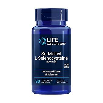 Se-Methyl L-Selenocysteine 90 كبسولة
