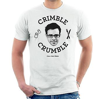 Friday Night Dinner Adam Crimble Crumble Men's T-Shirt