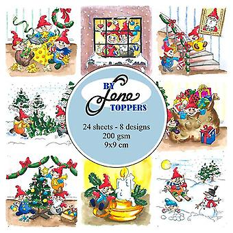 By Lene Toppers Elves & Gnomes