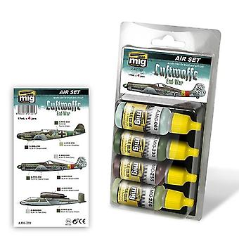 Ammo by Mig Luftwaffe WWII End War Colors Set