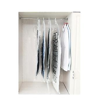 Transparent Dust Cover - Clothes Hanging, Storage Vacuum Bag