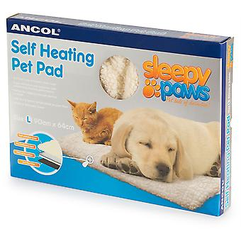 Ancol Self-Heating Pet Pad - Large