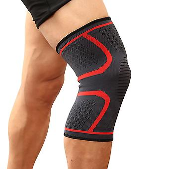 Sport Compression Pad Sleeve for Fitness Running Cycling Knee Support Braces