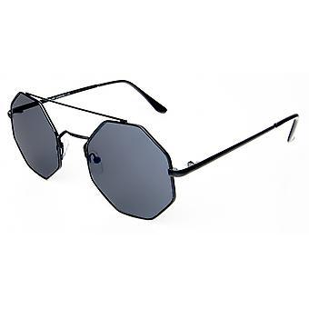 نظارات شمسية Unisex Cat.3 عدسة رمادية داكنة (19-095)