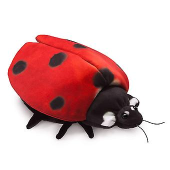 Hand Puppet Folkmanis Ladybug Life Cycle Reversible Doll Plush 3148