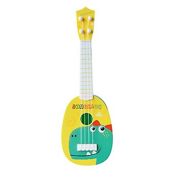 Mini Four Strings Ukulele Guitar Musical Instrument Kids Early Educational