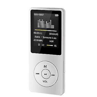 Mp3 Music Players Fashion Portable Lcd Screen Fm Radio Video Games Movie Walkman For Ultra-thin Mp3 Player