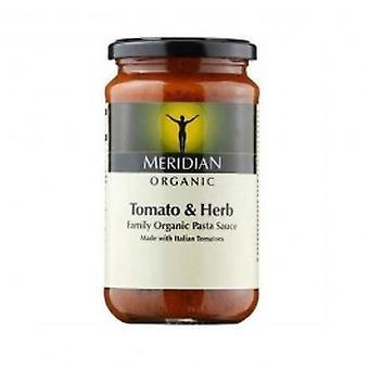 Meridian - Org pomidor & ziołowy sos do makaronu 440ml
