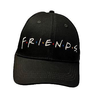 Friends Logo Snapback Cap