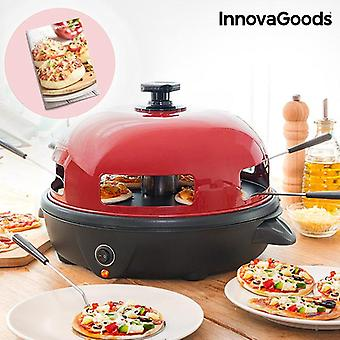 Mini Pizza Ugn med Recept Bok