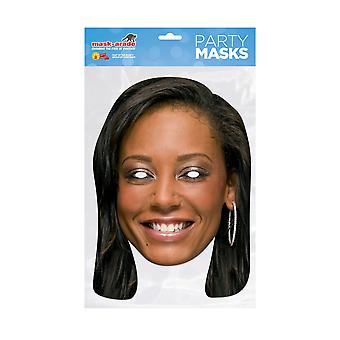 Mask-arade Mel B Celebrities Party Face Mask