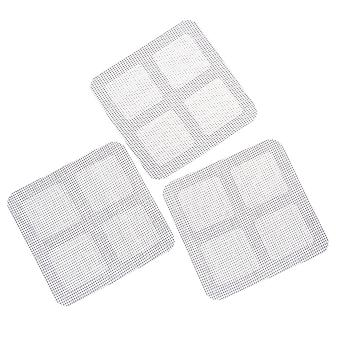 3pcs Fix Your Net Mesh Window Screen, For Home Anti Mosquito- Repair Screen