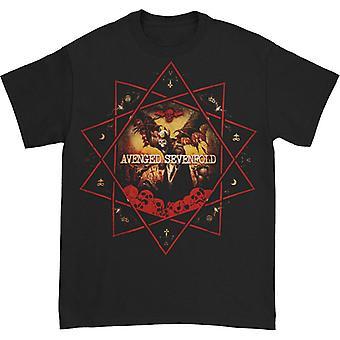 Hævnet syvfoldig Decagram T-shirt