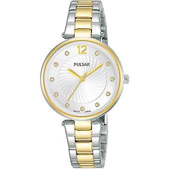 السيدات مشاهدة Pulsar PH8492X1، كوارتز، 30MM، 5ATM