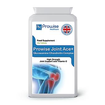 Joint Ace+ Glucosamine Chondrotin Complex 500mg / 400mg with Vitamin C | Made In UK