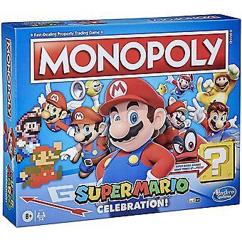 Monopolio, Super Mario - Celebración