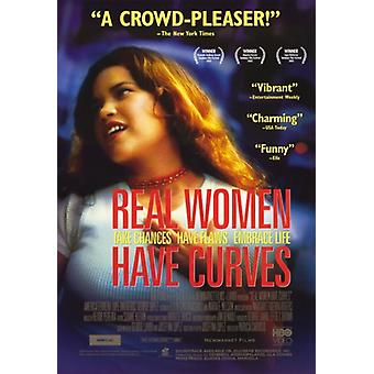 Real Women Have Curves Movie Poster (11 x 17)