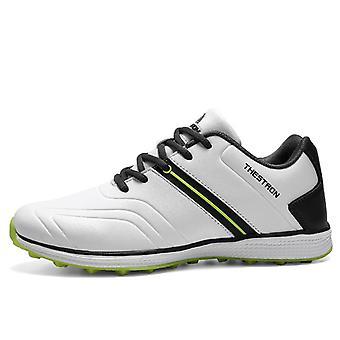 Αδιάβροχο άνδρες παπούτσια γκολφ- Επαγγελματικά ελαφριά παπούτσια παίκτη γκολφ, υπαίθρια