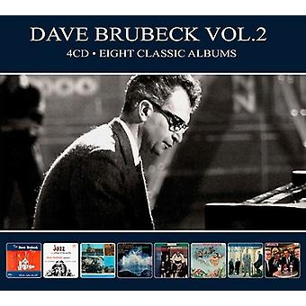 Kahdeksan Classic Albums Vol 2 [CD] USA tuonti