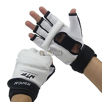 Half Finger Fight Boxing Gloves Protector For Boxeo Mma, Muay Thai Kick Boxing