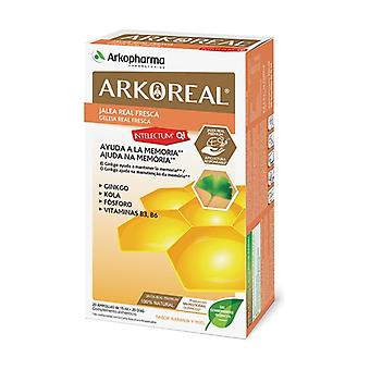 Arkoreal Fresh Royal Jelly + Intelectum 20 ampoules