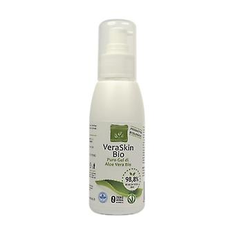 Veraskin Bio Gel - Pure Organic Aloe Vera Gel 100 ml of gel