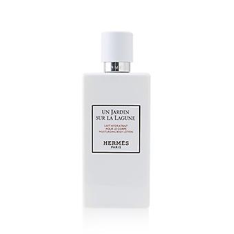 Hermes Un Jardin Sur La Lagune Moisturizing Body Lotion 200ml/6.7oz