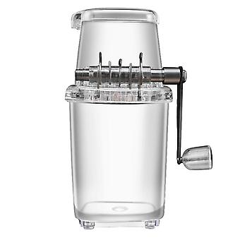 Multifunctionele hand geschoren ijsmachine chopper Kitchen Bar Ice Blenders Tools