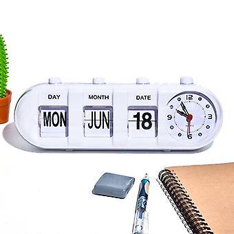Submarine Hand Flip Clock